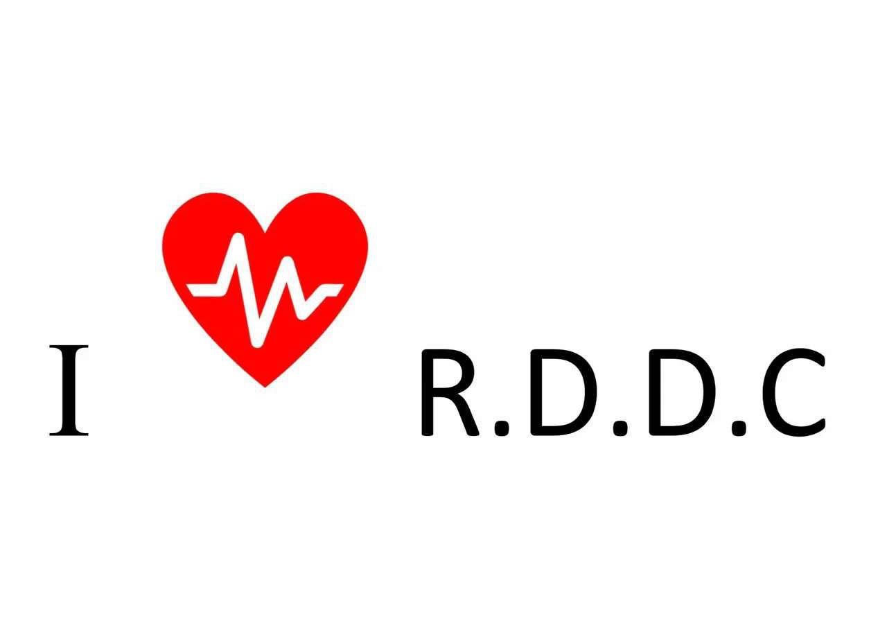 I heart RDDC